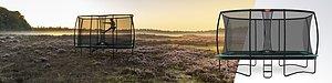 BERG Studsmattor Från 3399:-