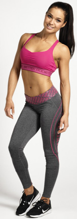 Better Bodies Shaped Logo Tights