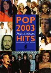 Pop 2003 - Årets största hits