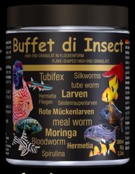 Buffet Di Incect 65 gr