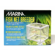 Fish net breeder  16x12.5x13 cm