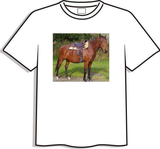 t shirt egen bild