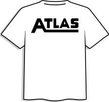 """T-shirt """"Atlas"""""""