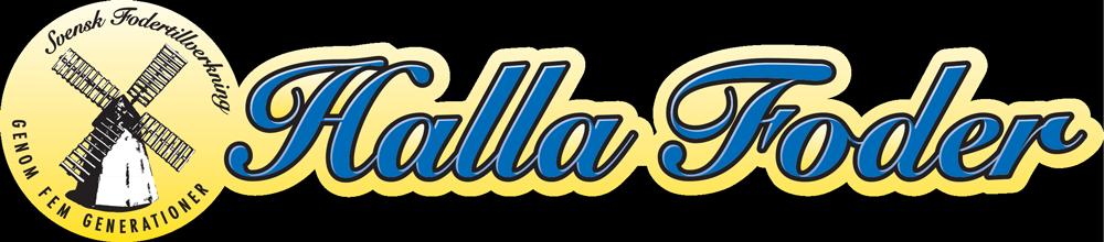 Halla Foder-Logo