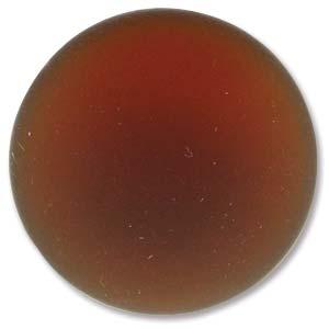 Lunasoft rund cab i färgen copper, 24 mm.