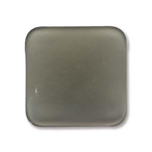 Lunasoft fyrkantig cab i färgen gray, 17 mm.