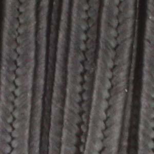 Soutache band, svart. 2 meter