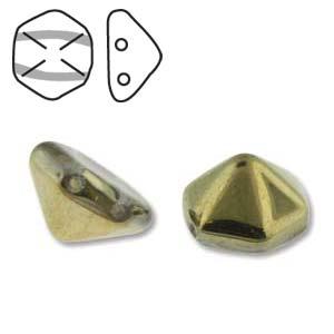 Pyramid, Crystal Amber , 6-pack
