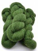 2-trådigt ullgarn Grön