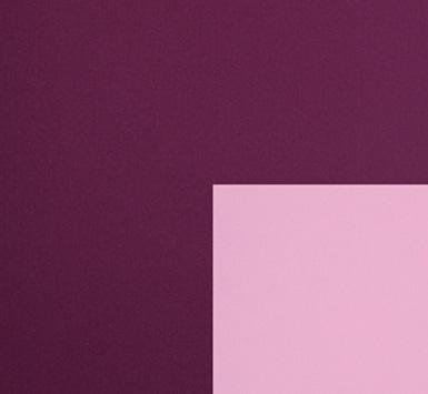 PRESENTPAPPER - Violett/Rosa 57cm