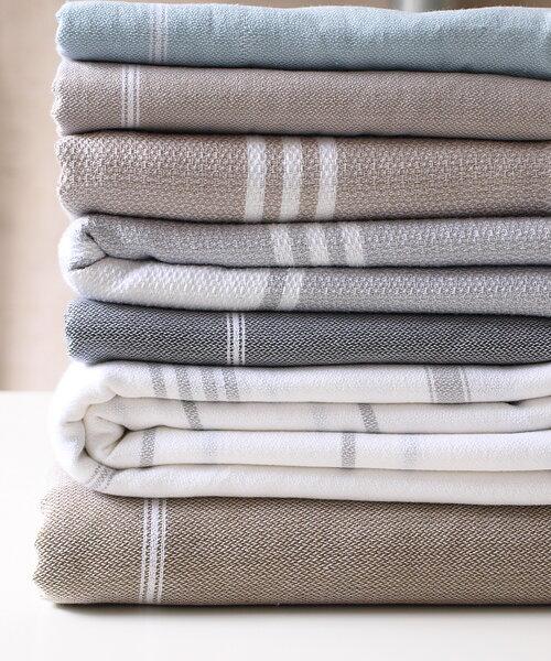 Hamam handdukar Tunna, lätta & högabsorberande