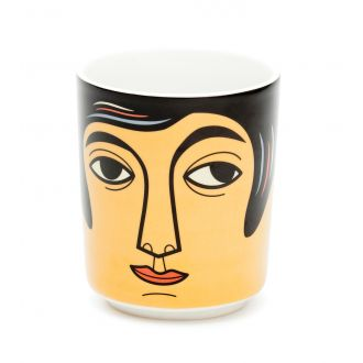"Jar by Ingela P. Arrhenius ""Mr. Carson"""