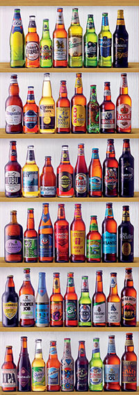 World Beers 2000 Bitar Educa