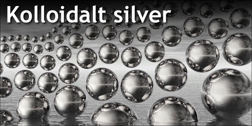 kolloidalt silver ögon