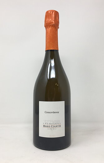 2015 CHAMPAGNE CONCORDANCE MARIE COURTIN, 75 cl