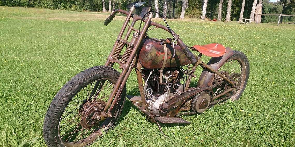 Antiquebike - Antique motorcycle parts