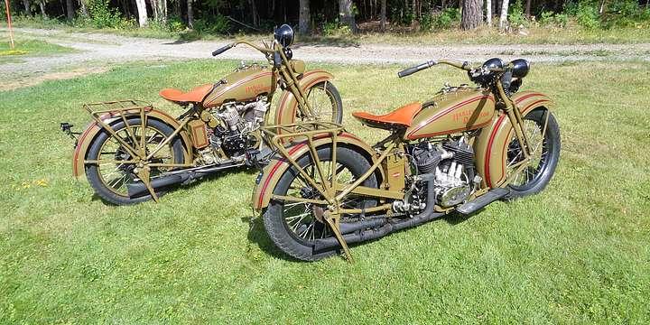 Antiquebike - Antique motorcycle parts on