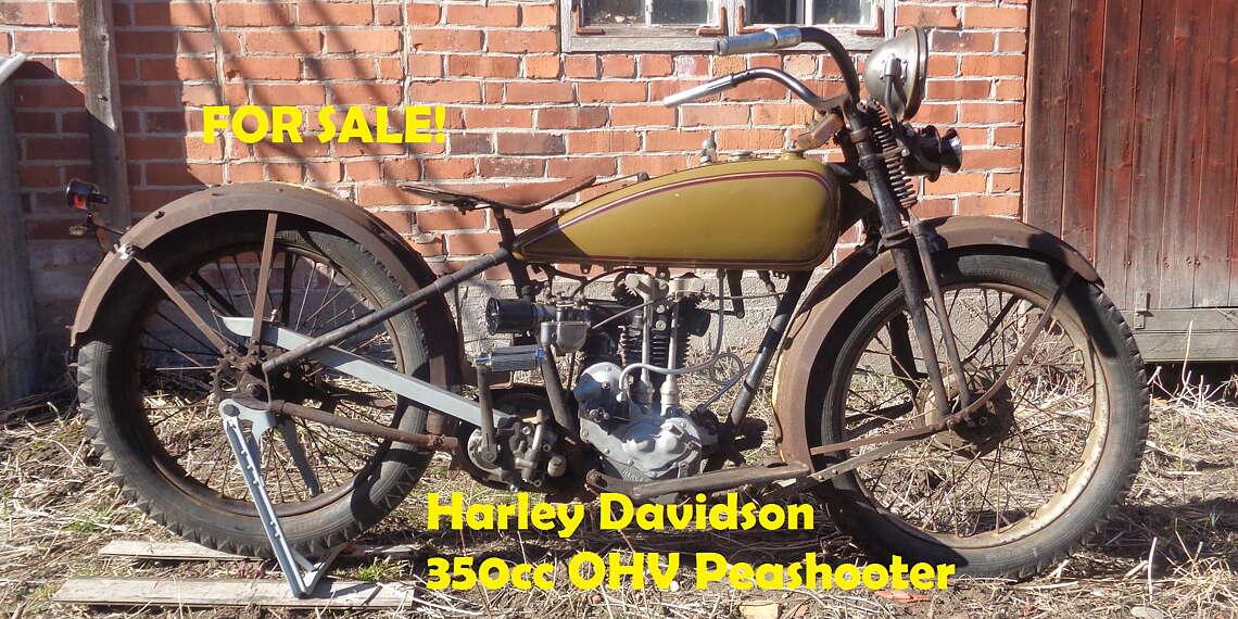 Antiquebike - Allt till din antika Harley Davidson Indian m m