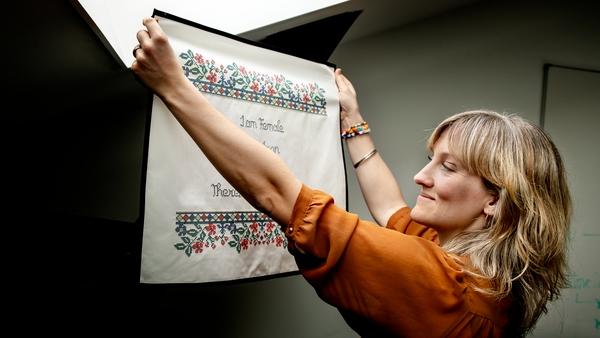 Sofia Magnusson, grundare av The Folklore Company