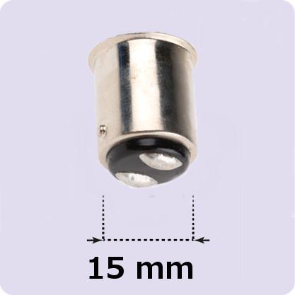 Bajonett lampa med BA15D fattning 8 30V | Kampetorpmarin.se