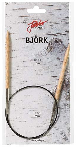 Rundstickor Björk 60 cm