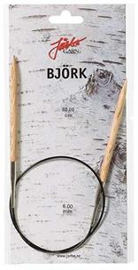 Rundstickor Björk 80 cm