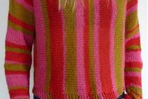 One Hemp! Köp minst 350 g och få mönster till tröjan på köpet