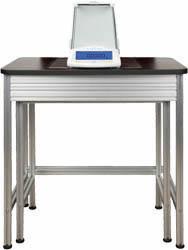 Anti-vibration table in mild steel