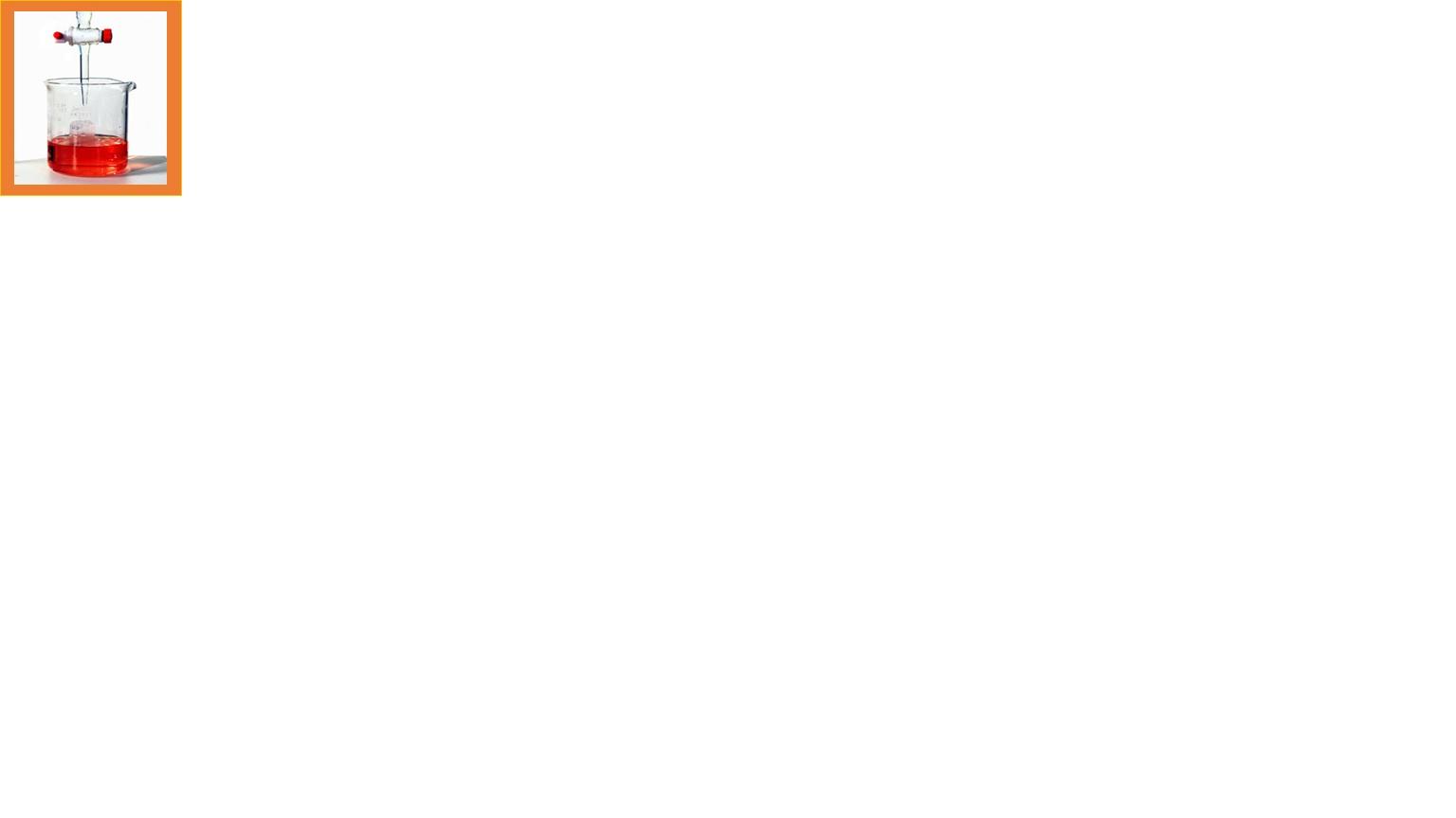 -Indikatorer for volumetriske titreringer