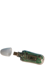 USB termometer