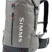 Simms Dry Creek Roll Top Back Pack Greystone