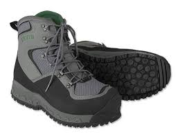 Orvis Access Boot Vibram