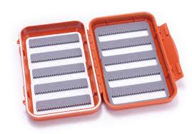CF  2555 Waterproof Fly Case Medium 10-row Orange