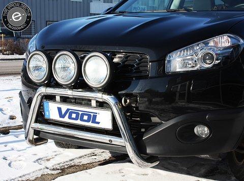 Bullbar Big - Subaru XV 2012- - Extraljuskungen