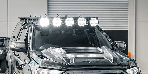 Driving Light Latest models LED, HID and halogen