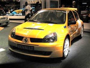 Renualt Clio S1600