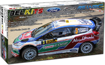 Ford Fiesta RS WRC Hirvonen - Lehtinen alt Latvala - Anttila