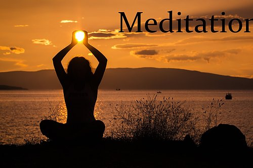 Meditation  Sprida Glädje!