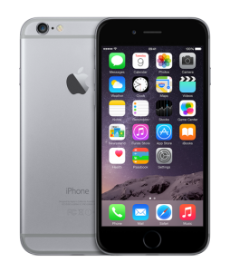 iPhone 6 32GB  Gris espacial