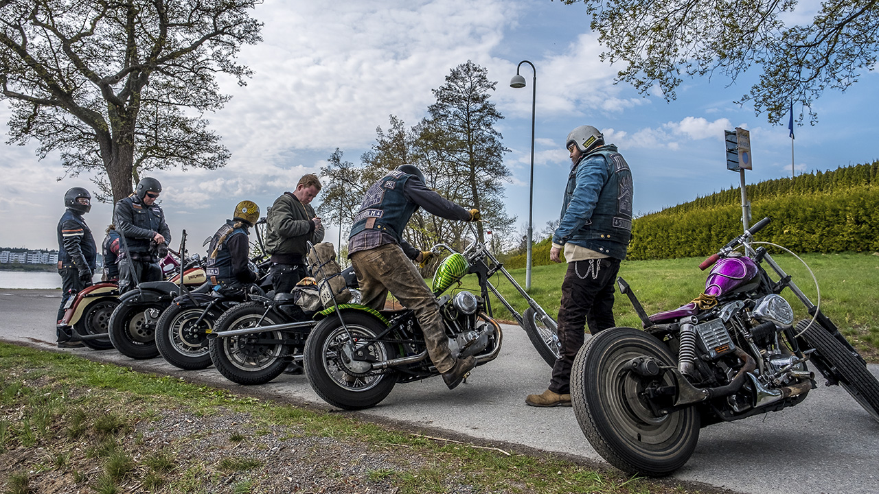 motorcykel klubb dejtingsajt