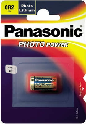 Panasonic Lithium Power CR2