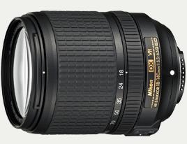 Nikon AF-S DX 18-140 MM F3.5-5.6 G ED VR