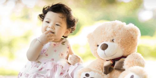 Till Baby shopen 10% rabatt snuttefiltar med Kod: 202010