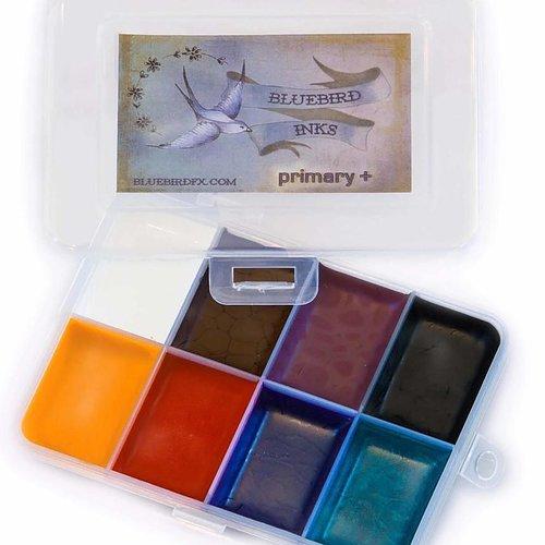 BLUEBIRD FX  - AA PALETTER Alkoholaktiverat smink