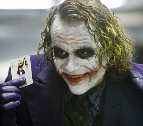 Halloween Sminkning Joker.Maskspecialisten Batmans Joker