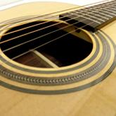 Akustisk gitarr, Aria 515, Dreadnought