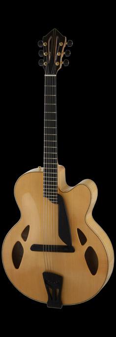 Gitarr, D'AQUISTO, Solo