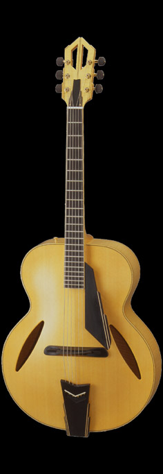 Gitarr, D'AQUISTO, Avant Garde