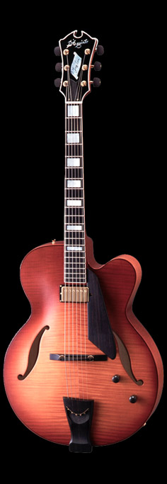 Gitarr, D'AQUISTO, Jazz Line Junior
