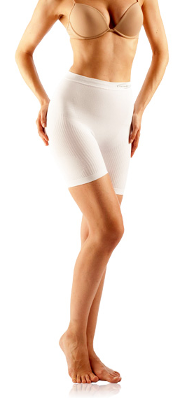 Shapewear mini shorts